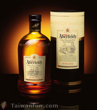 Aberfeldy Single Malt Whiskey