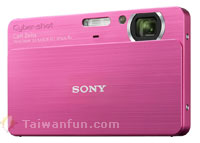 SONY DSC-T700: Fancy & practical