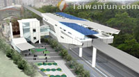 Taipei, Taichung City & the Department of Transportation jump start the Taichung MRT