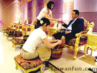 Thaichi Thai Royal Traditional Massage