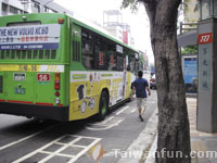 TTJ Buses transform Taichung public transportation with convenient, free connections