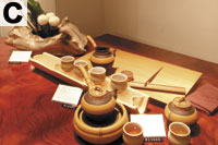 The goal of this center is to distill the unique essence of Taiwanese handicrafts and promote this globally.