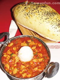 Taichung city dining anatolia turkish restaurant for Anatolia turkish cuisine