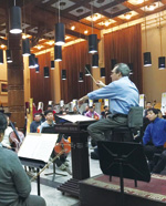 American conductor Philip Rice returns to his Taichung roots