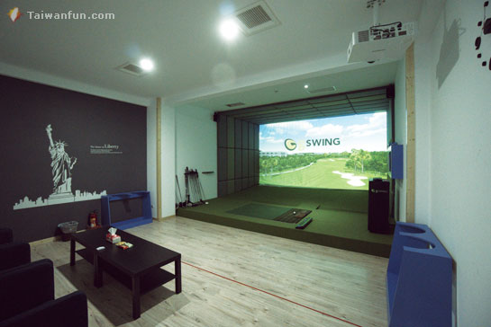 72 Screen Golf